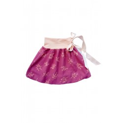 Loktu She Dívčí balónová sukně Cran Berry - vel. 1