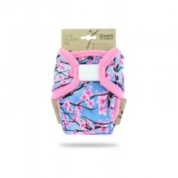 Novorozenecké svrchní kalhotky Petit Lulu - Sakura
