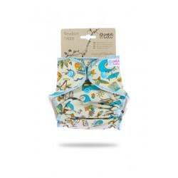 Petit Lulu novorozenecká plenka na patentky - Aloha!
