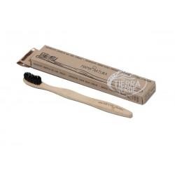 Bambusový kartáček na zuby Tierra Verde - medium