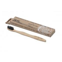 Bambusový kartáček na zuby Tierra Verde - soft