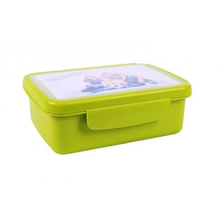 Zdravá sváča komplet box zelená