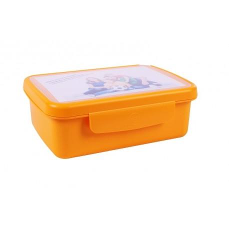 Zdravá sváča komplet box oranžová