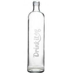 Skleněná lahev Drink it 500 ml náhradní díl - Naháč