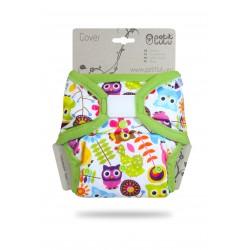 Petit Lulu Svrchní kalhotky SIO - Veselé sovičky