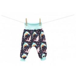 Breberky Turecké kalhoty - Delfínci