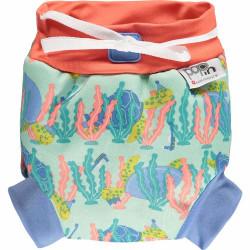 Pop-in plavky Turtle