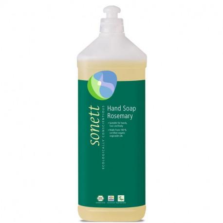Sonett Tekuté mýdlo na ruce - Rozmarýn 1 l