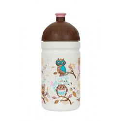Zdravá lahev  Sovičky 0,5l