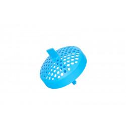 Zdravá lahev šejkr sítko modré