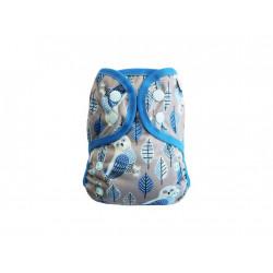 Breberky novorozenecké svrchní kalhotky PAT - Sova Errol