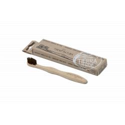 Bambusový kartáček na zuby Tierra Verde - soft mini