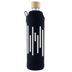 Drink it skleněná lahev 700 ml - Barcode