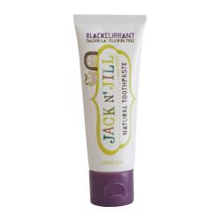 Jack N´Jill přírodní zubní pasta - Organic Černý rybíz