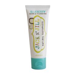 Jack N´Jill přírodní zubní pasta - Organic Borůvka