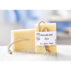 Přírodní mýdlo Koukol - Lípa