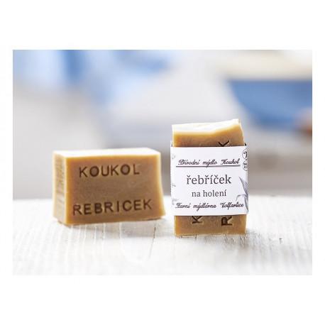 Přírodní mýdlo Koukol - Řebříček na holení