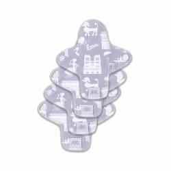 Ella´s house - Moon pads menstruační vložky mini City