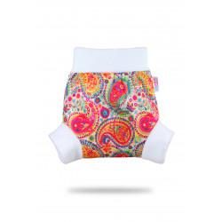 Pull-up svrchní kalhotky Petit Lulu - Barevný orient M