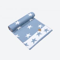 Kama merino deka - sv. modrá