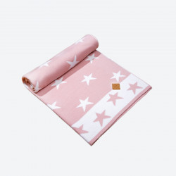 Kama merino deka - Růžová