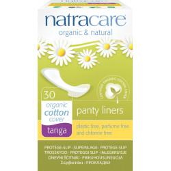 Natracare - Slipové vložky Tanga 30 ks