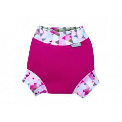 Unuo neoprénové plavky Mini trojúhelníčky holka S