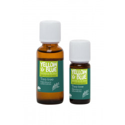 Tierra Verde silice Tea-Tree - 10 ml