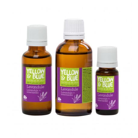 Tierra Verde silice levandule - 10 ml
