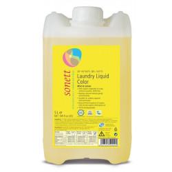 Sonett Prací gel na barevné prádlo - 5l