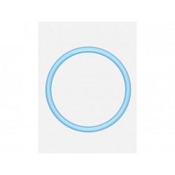 Ring sling L - světle modrý