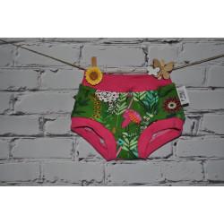 Tea's Create dívčí kalhotky vel. 116/122 - Džungle