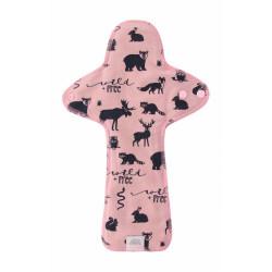 Ella´s house - Moon pads menstruační vložky maxi Wildlife pink