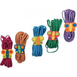Small foot skákací guma- fialová