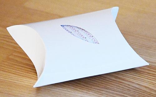 Balení flakonku
